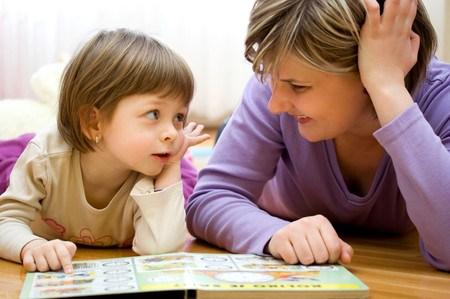 Hãy tạo cho trẻ không gian đọc sách